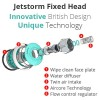 Jetstorm Fixed Head